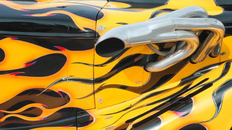 graffiti na aucie